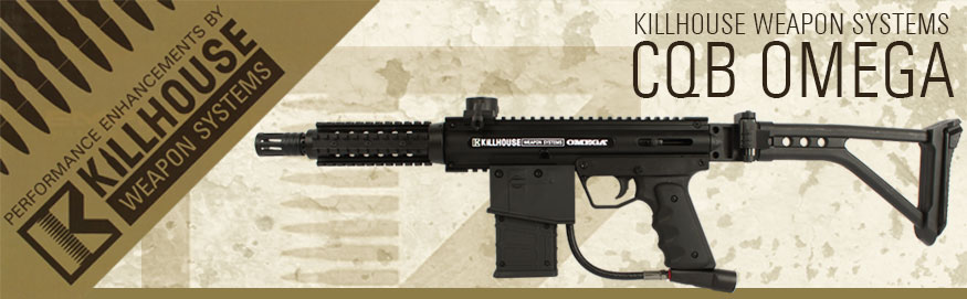 Killhouse Weapon Systems Paintball Guns Badlands Canada