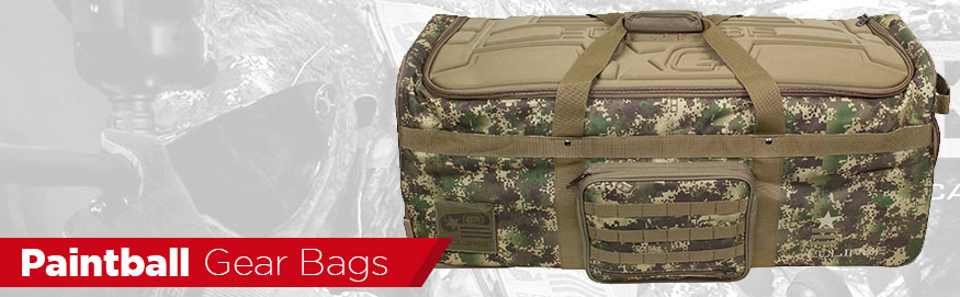 Paintball Gear Bags