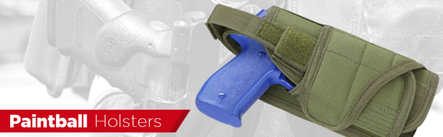 Paintball Gun Holsters