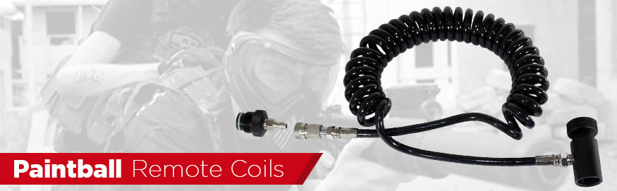 Remote Coils Badlands Paintball Gear Canada