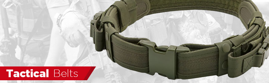 Tactical Belt Badlands Paintball Canada