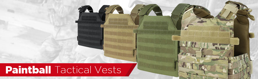 Paintball Tactical Vests