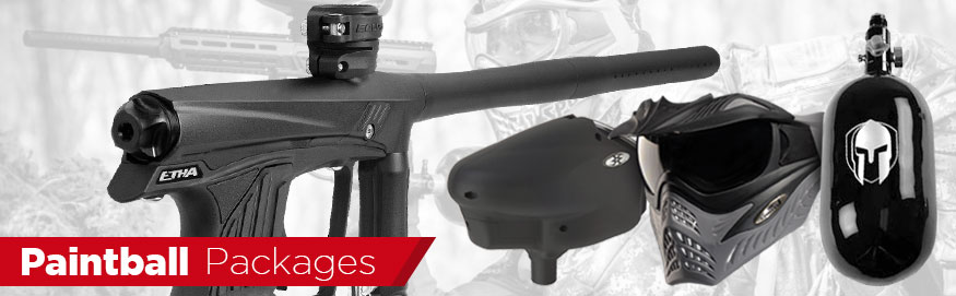 Paintball Packages Badlands Paintball Gear Canada