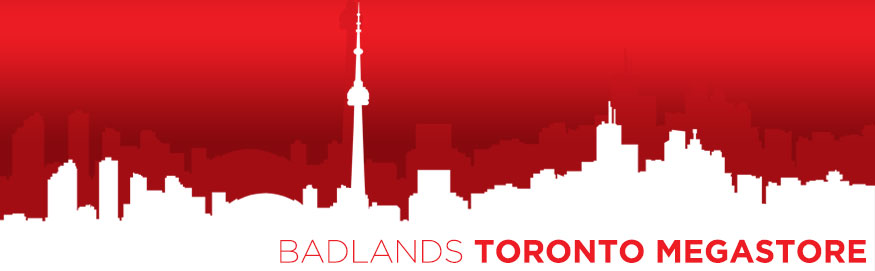 Badlands Toronto Paintball Airsoft Megastore