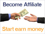Become an Affiliate now