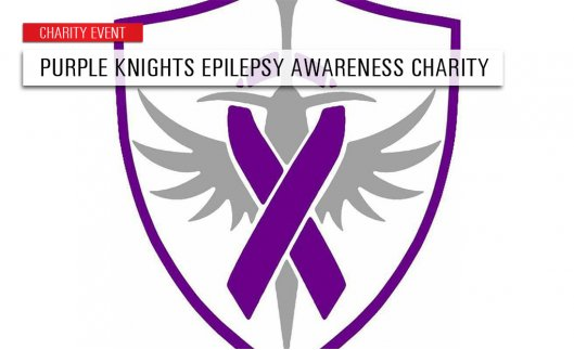Purple Knights Epilepsy Awareness Charity Paintball Game