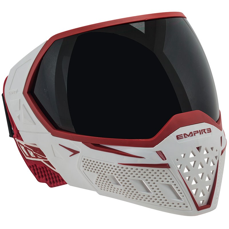 Empire paintball mask red
